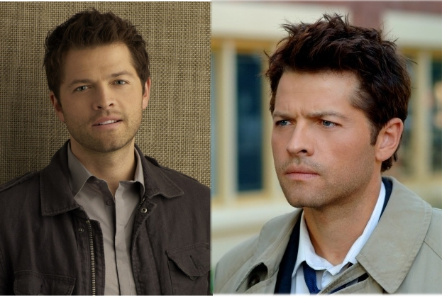 misha collins supernatural castiel
