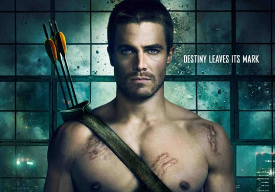 arrow steph amell