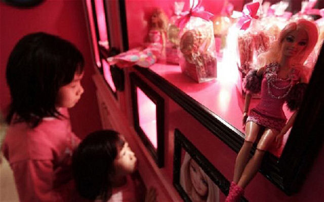 The Barbie Cafe