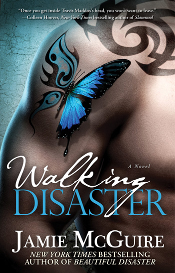 livro Walking Disaster