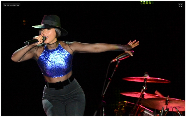 Alicia Keys Rock in Rio