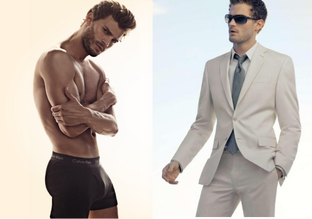Jamie Dornan-Christian Grey