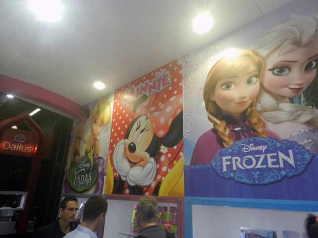 BEAUTY FAIR 2014 DISNEY 4
