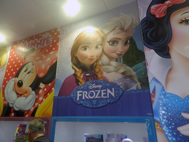BEAUTY FAIR 2014 DISNEY2