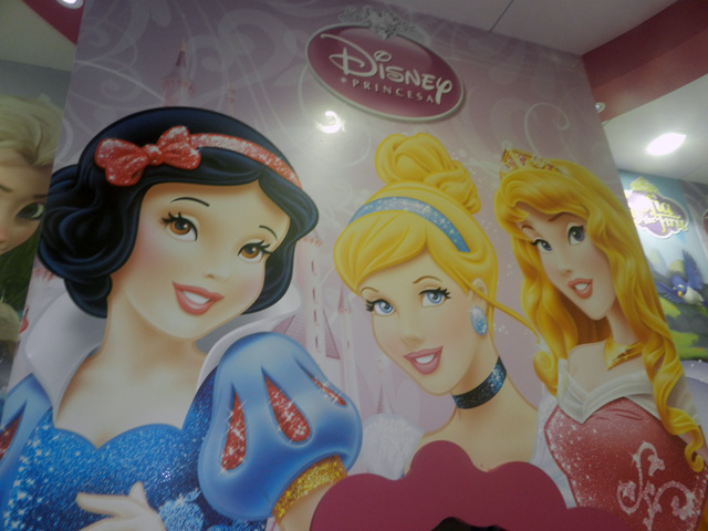 BEAUTY FAIR 2014 DISNEY3