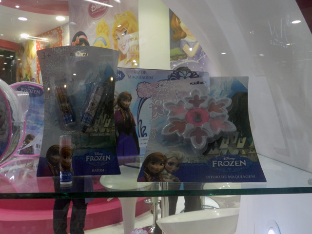 BEAUTY FAIR 2014 FROZEN1