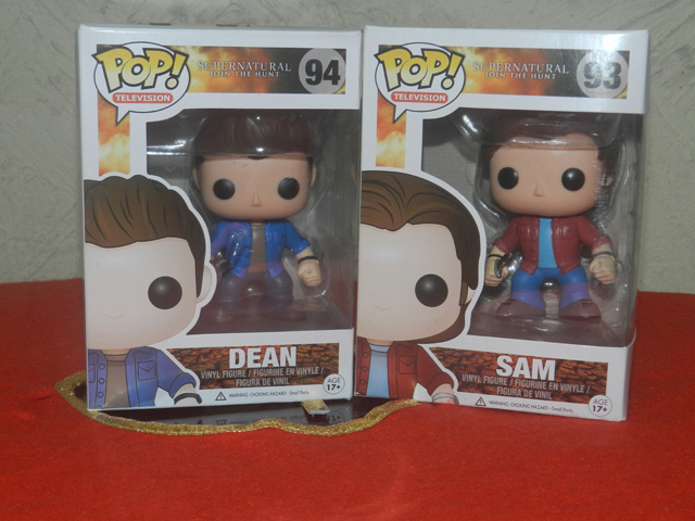 AliExpress Funko Pop Supernatural 1