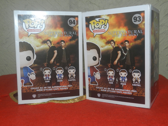 AliExpress Funko Pop Supernatural 2