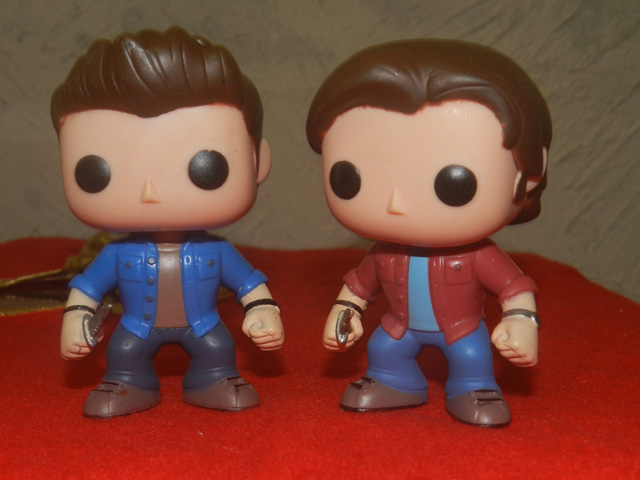 AliExpress Funko Pop Supernatural 3