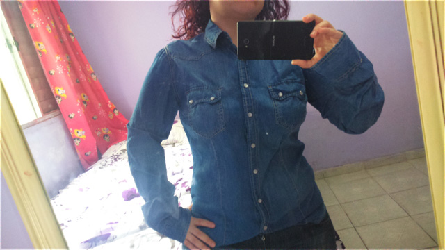 aliexpress camisa jeans 2