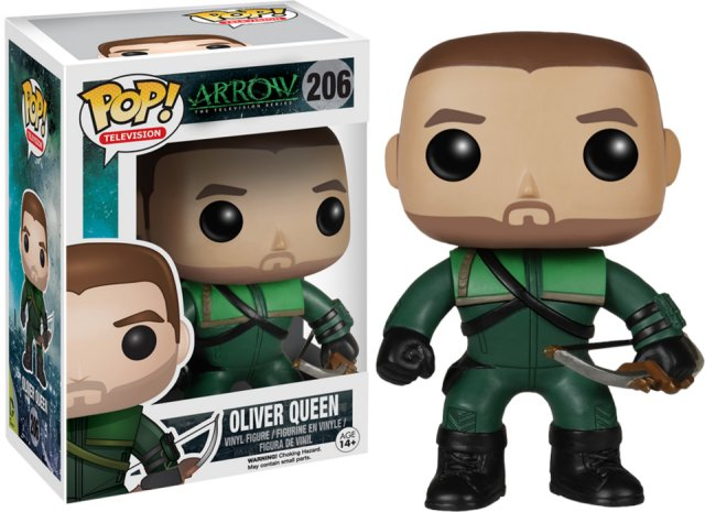 Funko Pop - Arrow2