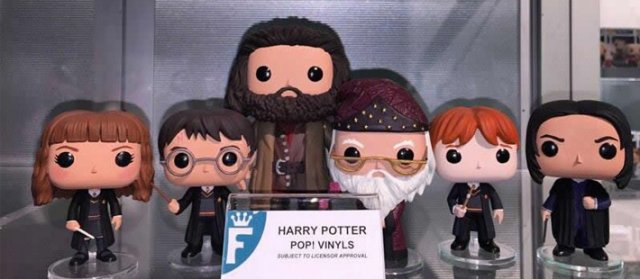 Funko Pop - HarryPotter1