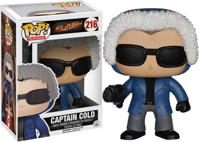 Funko Pop - TheFlash3 Captain Cold