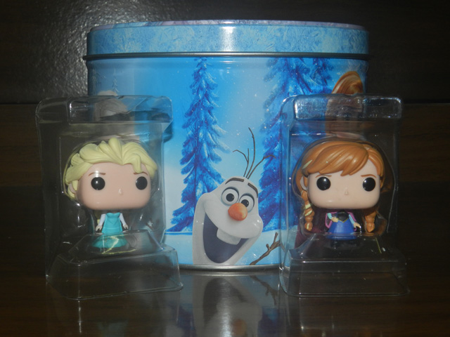 Funko Pop Frozen3